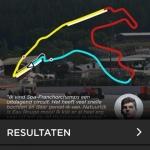 Max Verstappen race