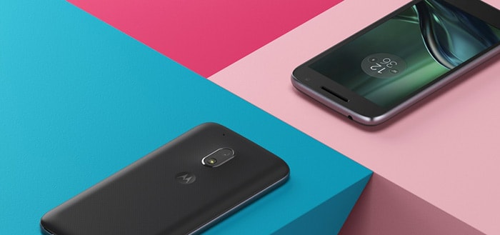 Moto G4 Play eindelijk voorzien van Android 7.1 Nougat update in Nederland