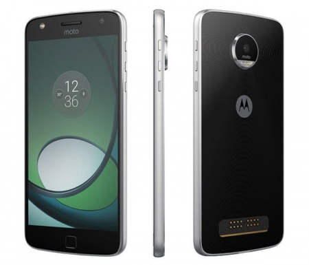 Moto Z Play Android 7.1.1 Nougat