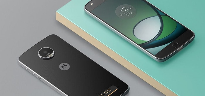 Moto Z Play: glazen smartphone nu te koop in Nederland