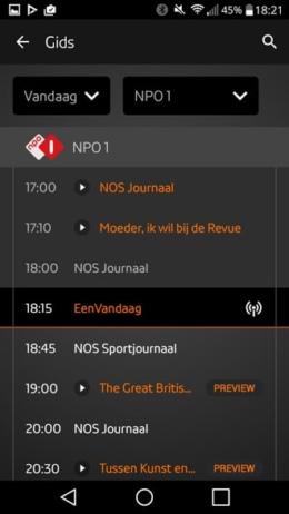 NPO app tv-gids