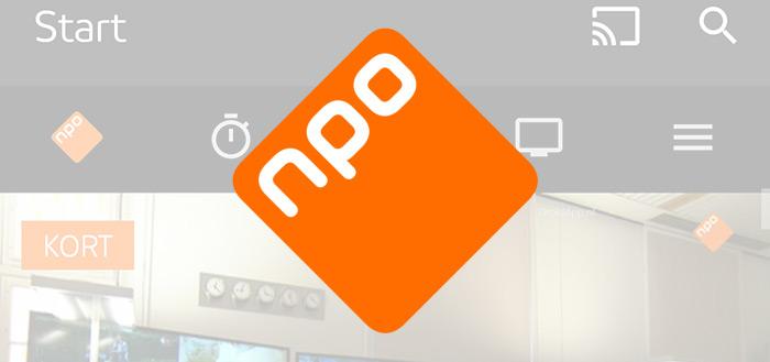 NPO Start update: bijhouden kijkgedrag kun je nu uitschakelen
