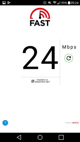 Netflix FAST Speed Test