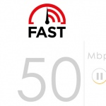 Netflix lanceert app 'FAST Speed Test' om internetsnelheid te meten