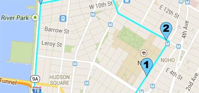 Route Runner: vind nieuwe hardloop-routes op basis van je wensen