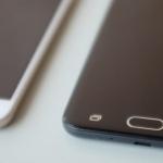 Samsung Galaxy J7 Prime laat zich zien