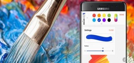 Samsung brengt S Pen-app van Galaxy Note7 naar oudere apparaten