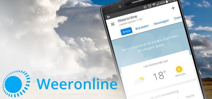 Preview: Weeronline komt met compleet vernieuwde Android-app