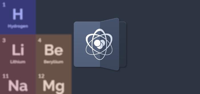 Isotope: prachtig periodiek systeem als app maakt scheikunde leuker (review)