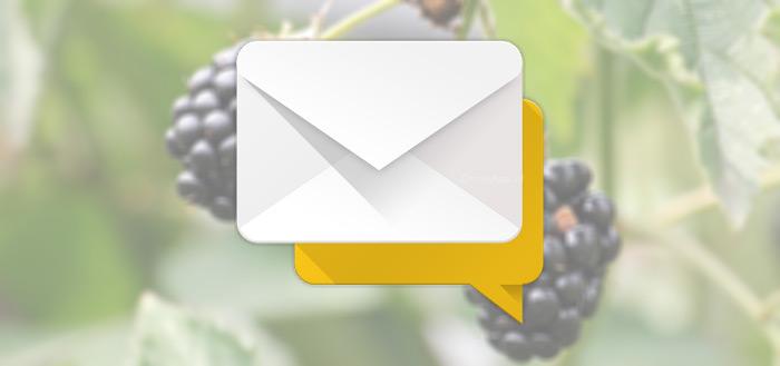 BlackBerry Hub vol productieve apps nu ook voor Android Lollipop + updates