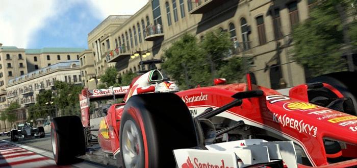 F1 2016 race-game komt dit najaar naar Android