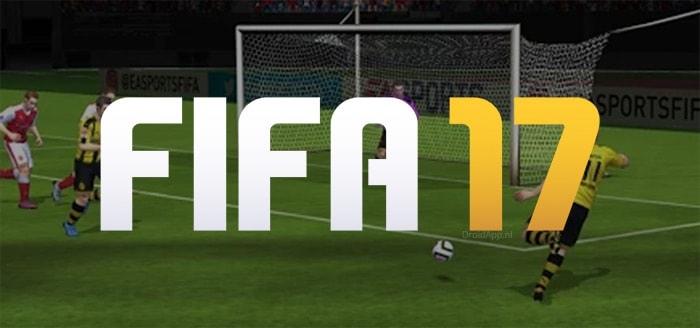 FIFA Mobile 2017 beschikbaar voor 'pre-order' in Play Store
