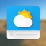 Forecast: een minimalistische, fijne weer-app in Material Design