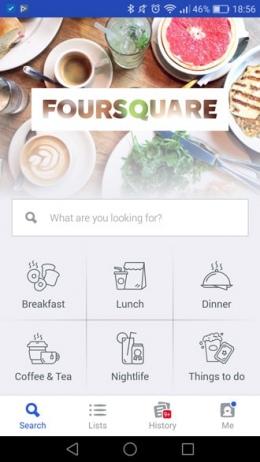 Foursquare 10