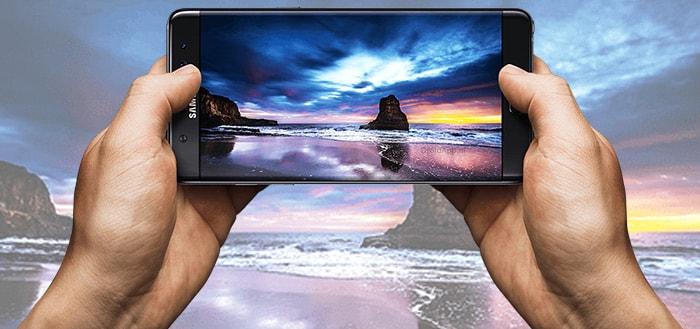 Samsung bevestigt: geen uitlevering Galaxy Note7 in Nederland