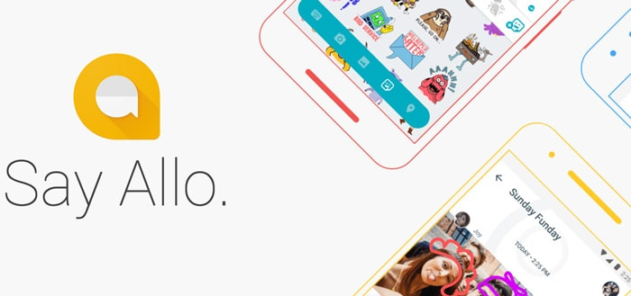 Google Allo update geeft chat-app link previews, back-ups en meer