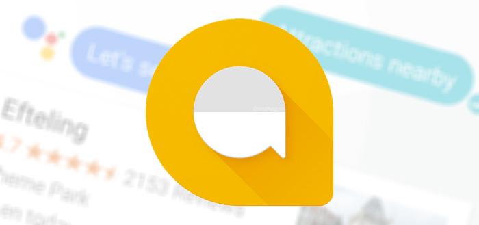Google Allo 2.0: grote update met nieuwe functies; binnenkort thema's