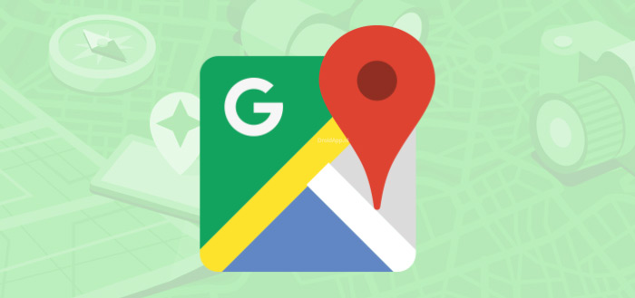 Google Maps voegt nieuw deel-menu toe aan Android-app