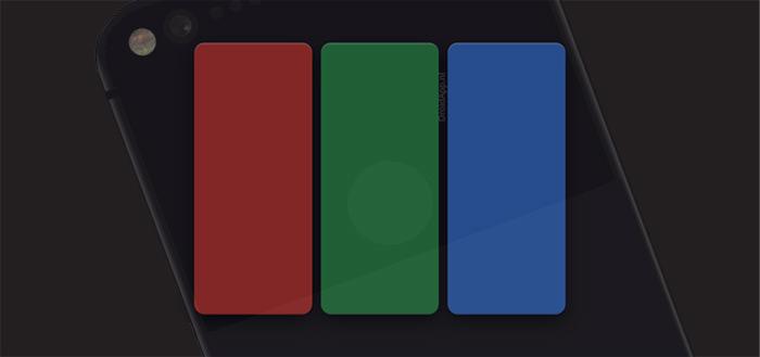 Google Pixel XL (Marlin) render geeft andere kijk op nieuw toestel