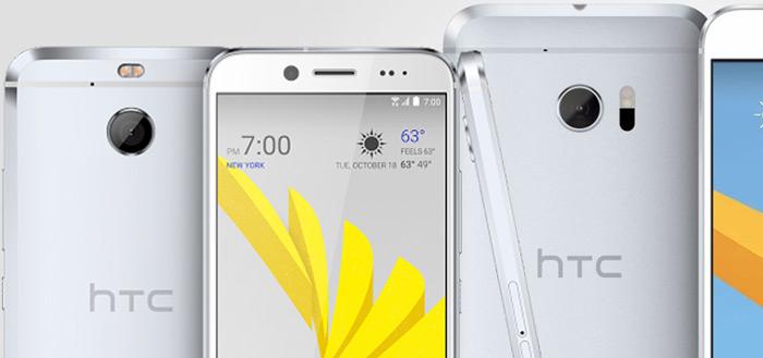 HTC Bolt komt naar Europa met Android 7.0 Nougat en Sense 8