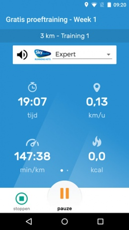 Hardlopen.nl app