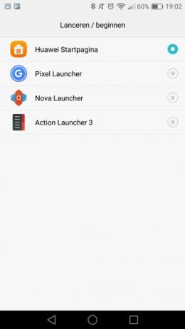 Launcher Huawei EMUI