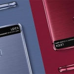 Huawei P9 komt in twee nieuwe, strakke kleuren: rood en blauw