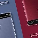 Roze Huawei P9 Lite en blauwe P9 uitgebracht in Nederland