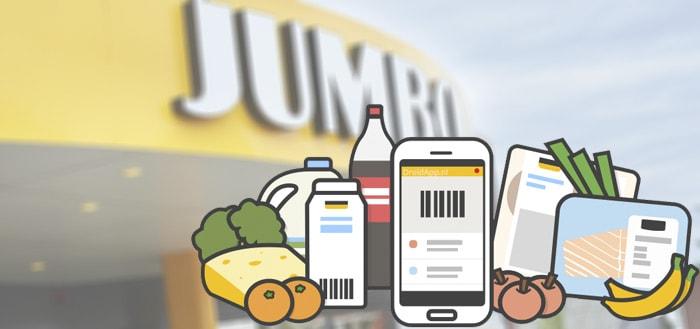 Jumbo app krijgt vernieuwd design met andere indeling en navigatiebalk