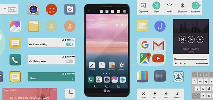 LG V20 video toont nieuwe UX 5.0+ interface en (toffe) mogelijkheden