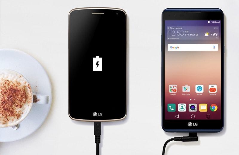 LG X Power OTG