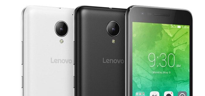 Lenovo brengt onverwacht Lenovo C2 Power naar Nederland