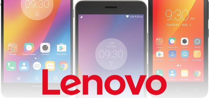 Lenovo K6 naar Nederland; ook interessante P2 en A Plus komen eraan