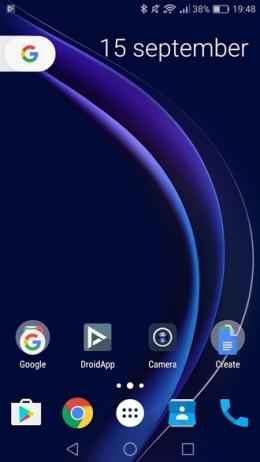 Nova Launcher 5.0 beta