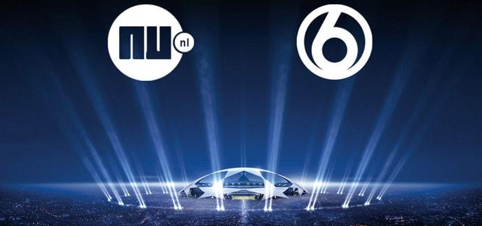 NU.nl app laat je Champions League wedstrijden casten naar Chromecast; kritiek blijft
