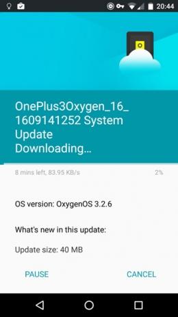 OxygenOS 3.2.6
