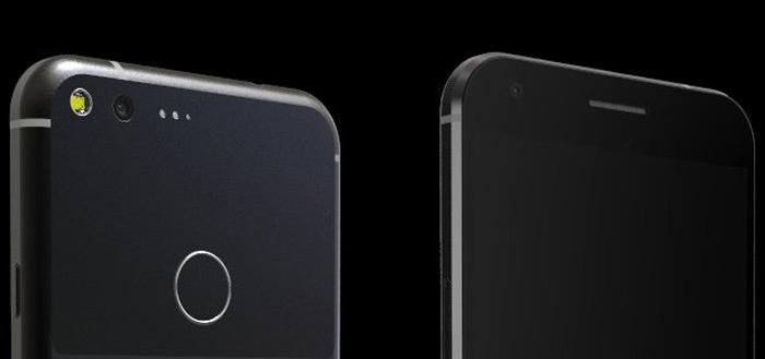 Google Pixel XL: nieuwe 3D-videorender laat nieuw toestel zien