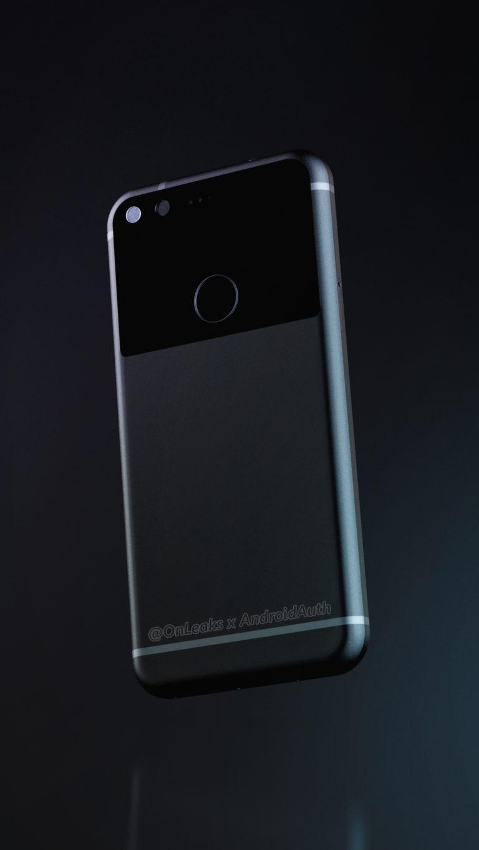 Google Pixel render