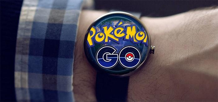 Pokémon GO krijgt ondersteuning voor Android Wear
