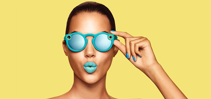 Snapchat komt 'Spectacles'; een zonnebril met geïntegreerde camera
