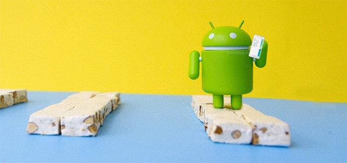 """Sony: """"wij willen Android 7.1.1 Nougat als eerste uitrollen"""""""