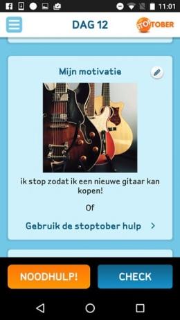 Stoptober app 2016