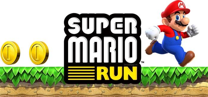 Nintendo Super Mario Run game voor Android beschikbaar in Play Store voor pre-order