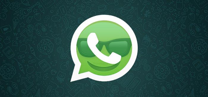 WhatsApp update voor Android brengt grote emoji