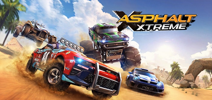 Asphalt Xtreme: spectaculaire race-game uitgebracht voor Android
