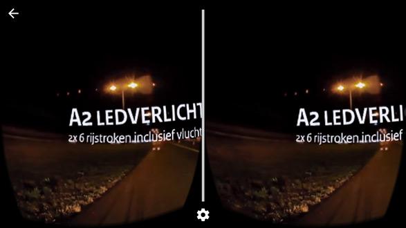 Rijkswaterstaat Virtual Reality