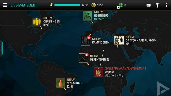 FIFA 17 Mobile Android