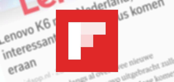 Flipboard nog altijd erg geliefd: meer dan 500 miljoen keer gedownload