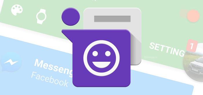 Flychat: je favoriete chat-apps altijd op de voorgrond, en razendsnel chatten