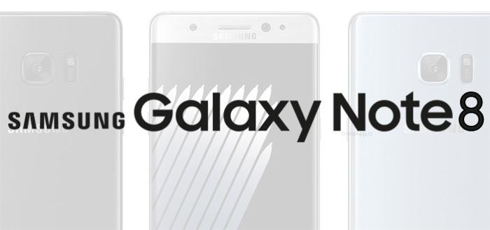 Nieuwe foto's: is dit hoe de Samsung Galaxy Note 8 eruit komt te zien?